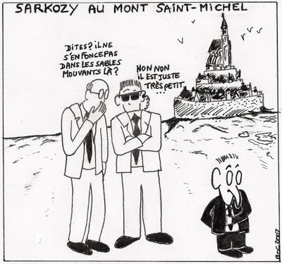 Sarko_mt_st_michel